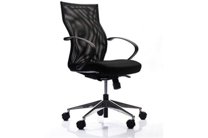 Ecko I Flexible Arm Chair
